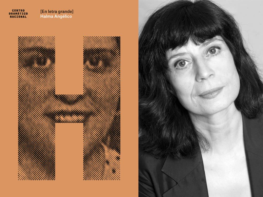 """Yolanda García Serrano y """"Halma"""""""
